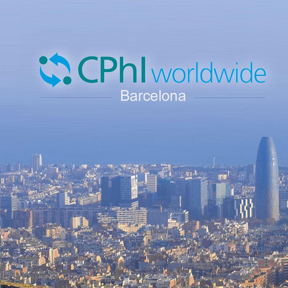 4 - 6 Ekim CPHI Barselona 2016 Fuarına Katıldık